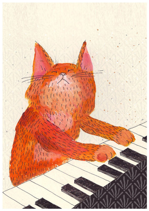 Play Him Off by lukaluka on Etsy