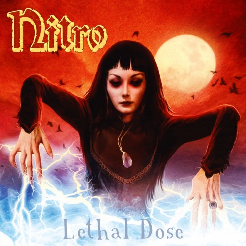 "Out on July 25, 2013 on SKOL RECORDS: NITRO ""Lethal Dose""NITRO are a Traditional Heavy Metal band from Pennsylvania, USA. In 1982 they released 10"" EP titled ""Lethal"", which 2 years later was re-released by Mausoleum Records as 12"" as ""Lethal + II"" (because of 2 bonus tracks). Now in 2013 Skol Records release an ultimate anthology of NITRO: the ""Lethal Dose"" CD includes all tracks from mentioned 10"" and 12"" + 9 (!) previously unreleased studio tracks from the '80s. Do not confuse them with the glam band feat. Jim Gilette - ""this"" NITRO plays great traditional Metal in the vein of early/mid RIOT or Finnish OZ. Skol Records quality: great artwork, thick booklet with many pictures and all lyrics, proper remastering.www.facebook.com/skolrecordswww.skolrecords.com"