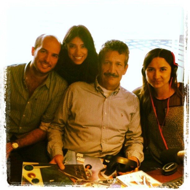 Y don Alvaro Roa de Tango Discos se quedó esperando. :(