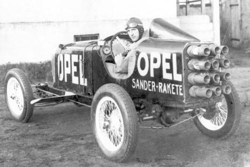 cloggo:  WHEN MEN WERE MEN Opel rocket Cars From HERE