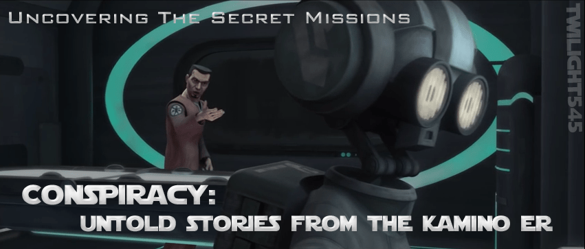 Banner for Uncovering The Secret MIssions Blog