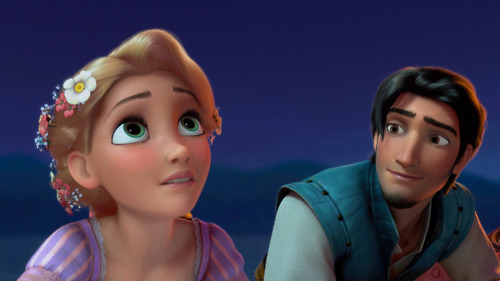 Image result for flynn and rapunzel