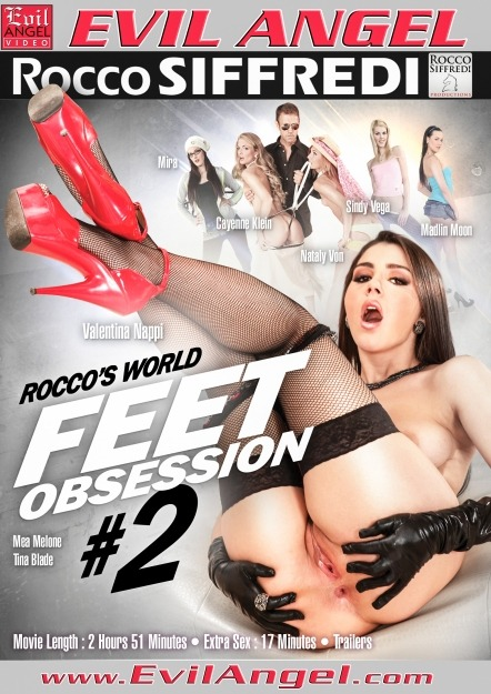 Rocco's World Feet Obsession 2 featuring Valentina Nappi