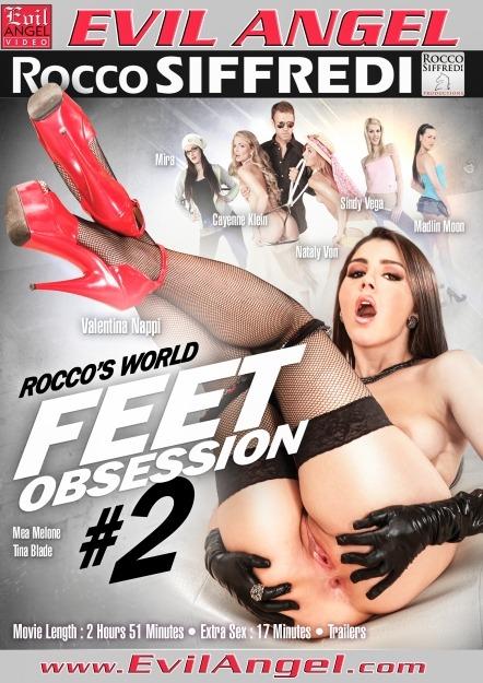 Rocco's World Feet Obsession 2 featuring Valentina Nappi