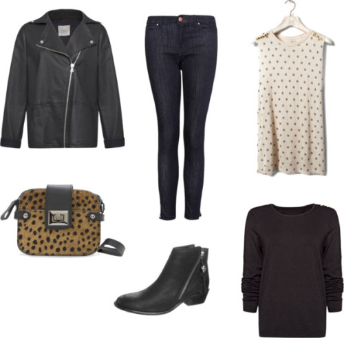 polyvore look blogger