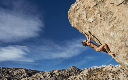 Chris Sharma. Photograph by Boone Speed for ESPN The Magazine