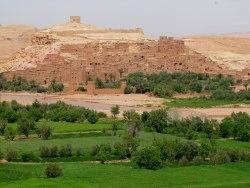 Ait-Ben-Haddou Marrocos