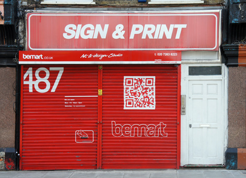 Sign and Print, Hornsey Road N19