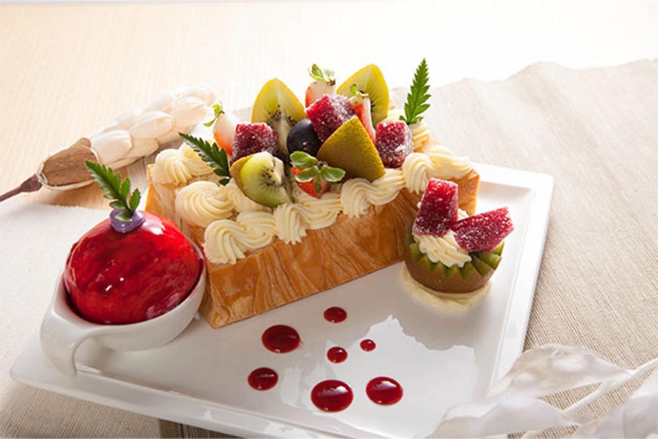 綠翠奇幻- 丹麥蜜糖吐司 Danish Sweet Toast
