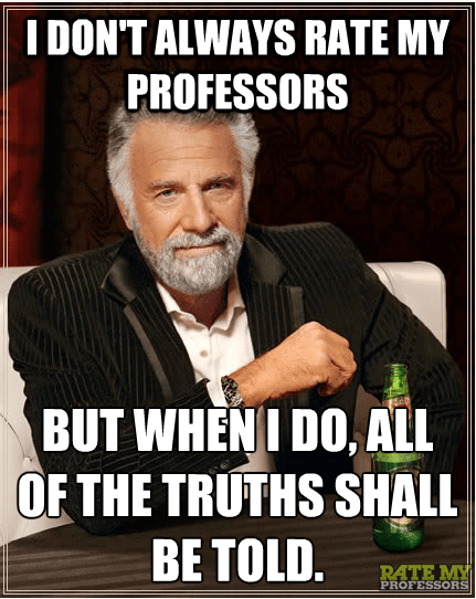 Image result for memes about hating professors