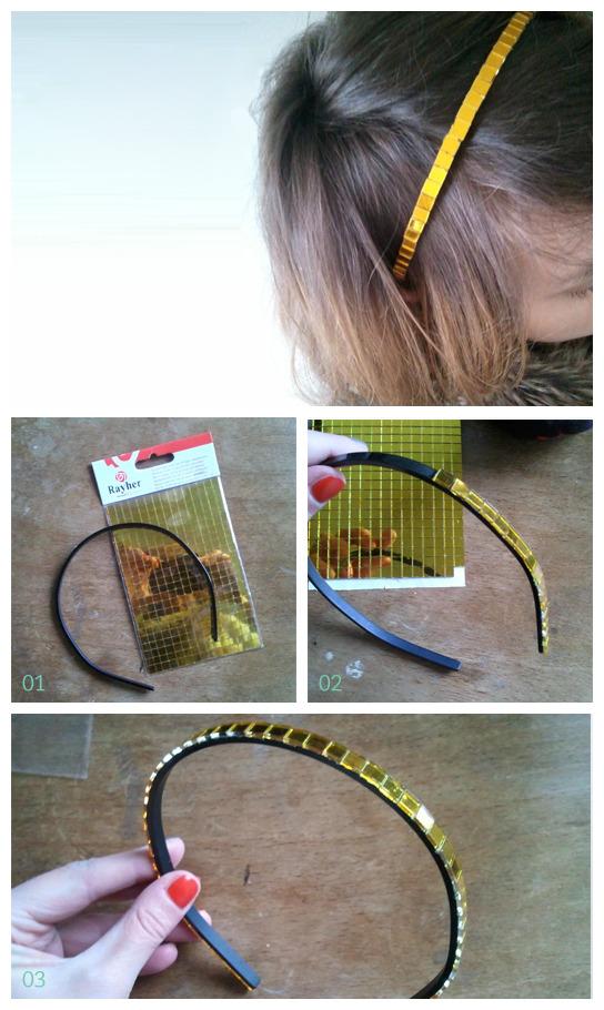 Headband brillant