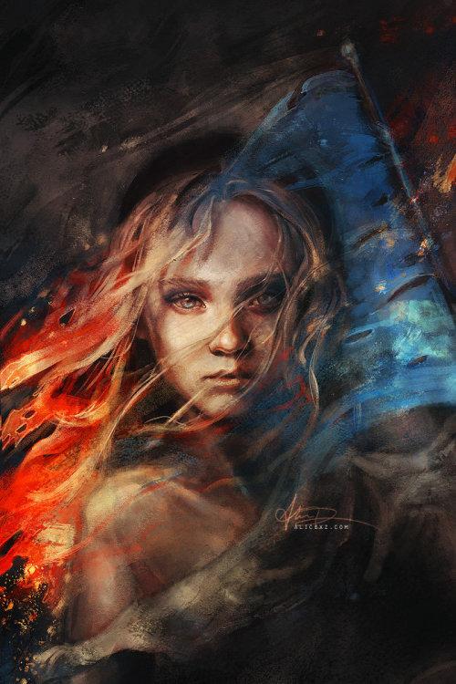 Illustration by alicexz