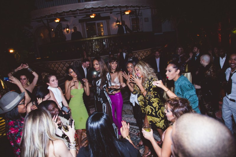 beyonce house party