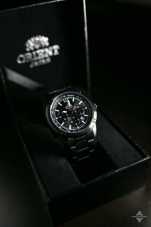 Orient Japan Chronograph SP