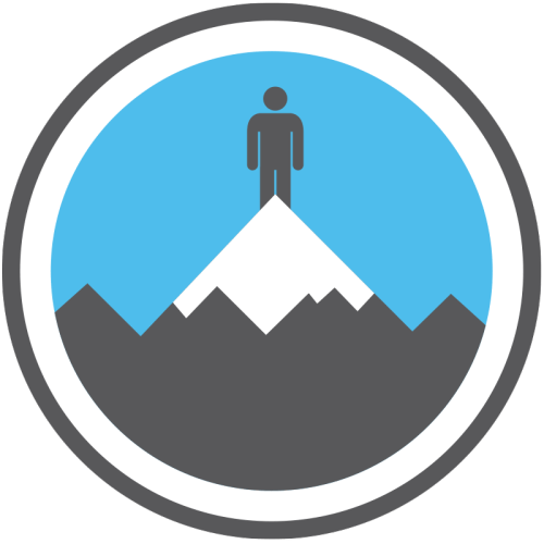Lifescouts: Mountain-Climbing BadgeIf you have this badge, reblog it and share your story! Look through the notes to read other people's stories.Click here to buy this badge physically (ships worldwide).Lifescouts is a badge-collecting community of people who share their real-world experiences online.