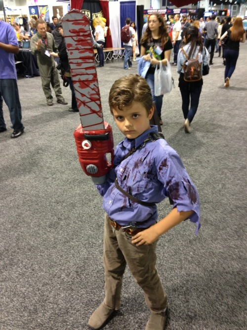 evil dead groovy cosplay