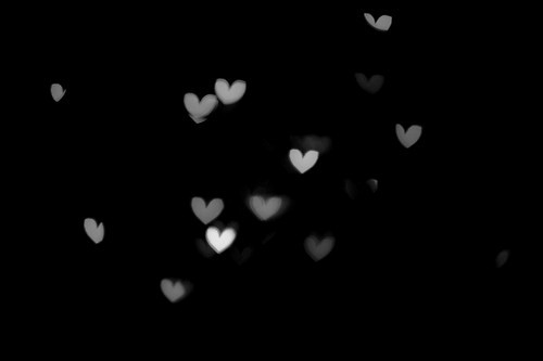 d-ivinations:</p> <p>Hearts byuk_daveon Flickr (edited)</p> <p>In the darkest of darkness,<br /> in your worst nightmare,<br /> in the hell you feel trapped in,<br /> there is always light.<br /> A ray of hope to save you.<br /> Find it and use it to escape.<br /> You won't be sorry.