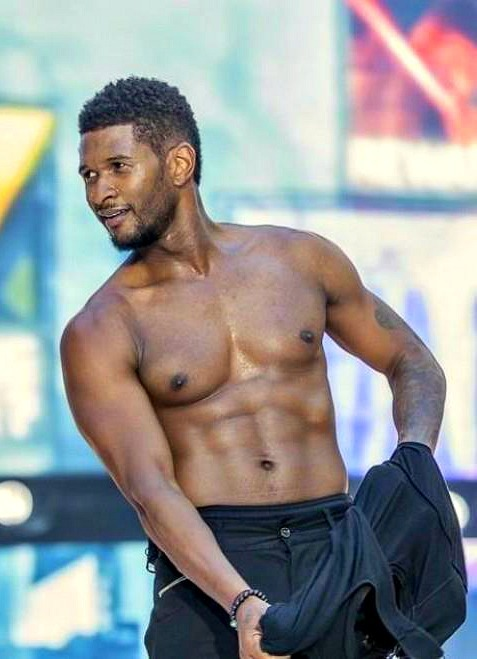 Pictures of usher naked