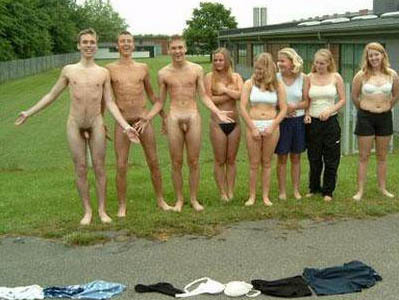 naked sport boys