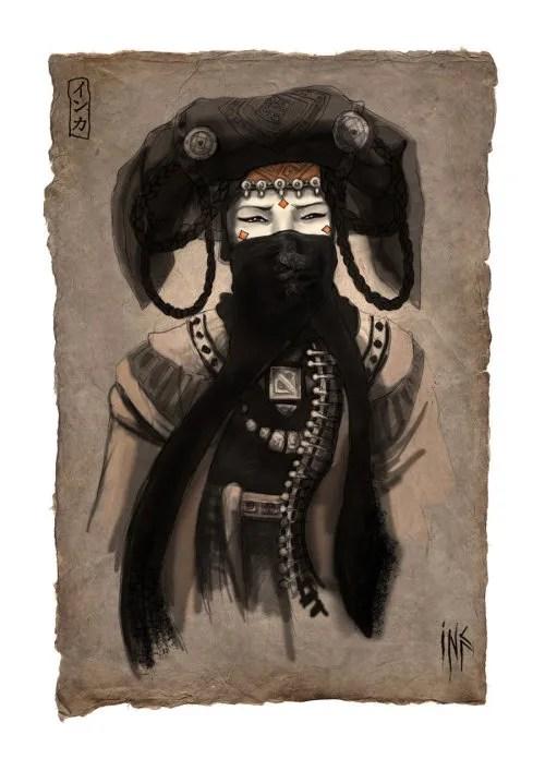 Butt-Kicking Princesses in History: Khutulun, the Wrestler Princess (2/4)