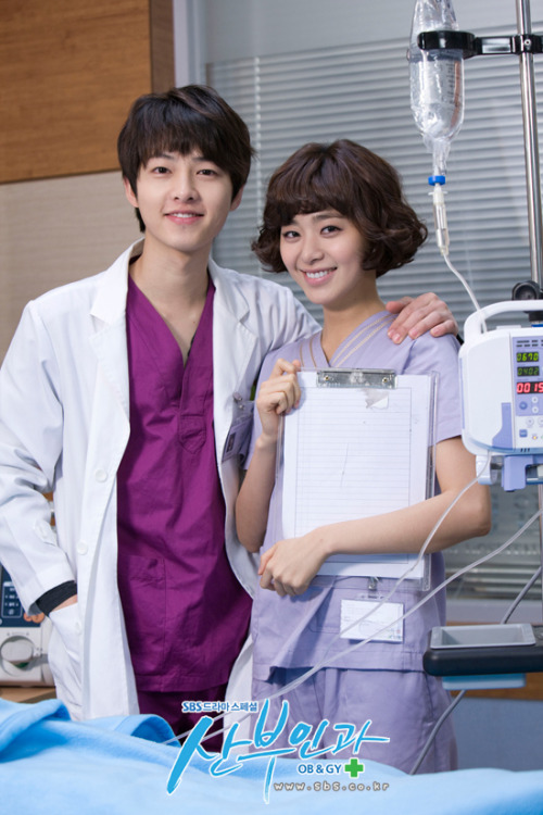 OB GYN Doctors Ep 3 Subbed | Let\'s all eat candy