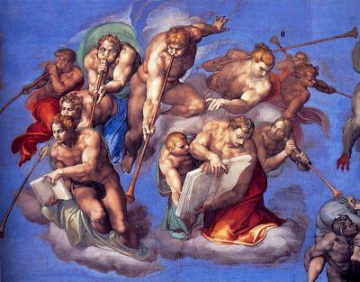 Anche gli angeli suonano le vuvuzelas, e qualche volta si incazzano.