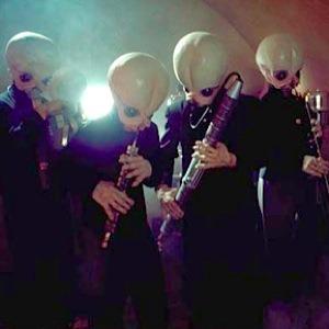 Hee-hee. Jizz band. Heh heh heh heh.