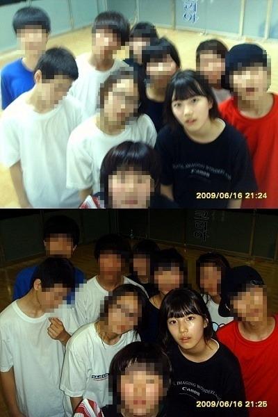 From Gwangju Dance Team?
