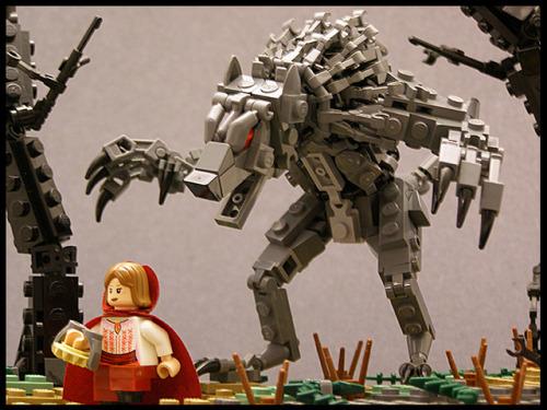 Lego Fairy Tales (2/6)