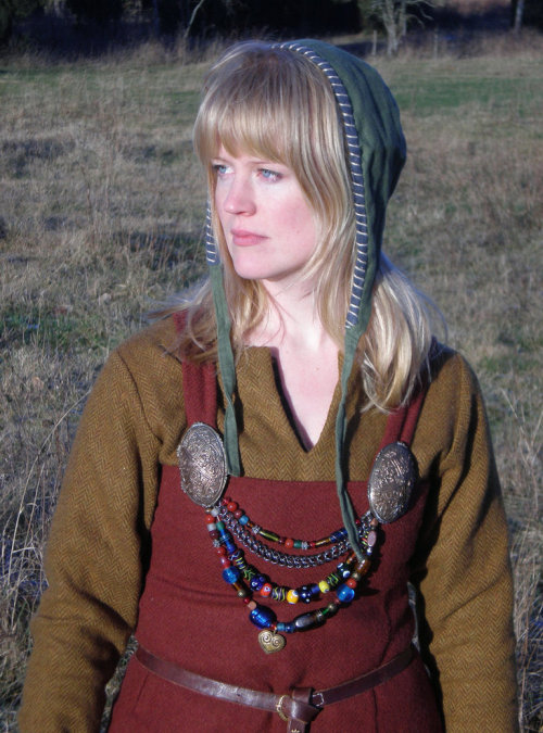 Viking womanby ~VendelRus  Model: Cajsa