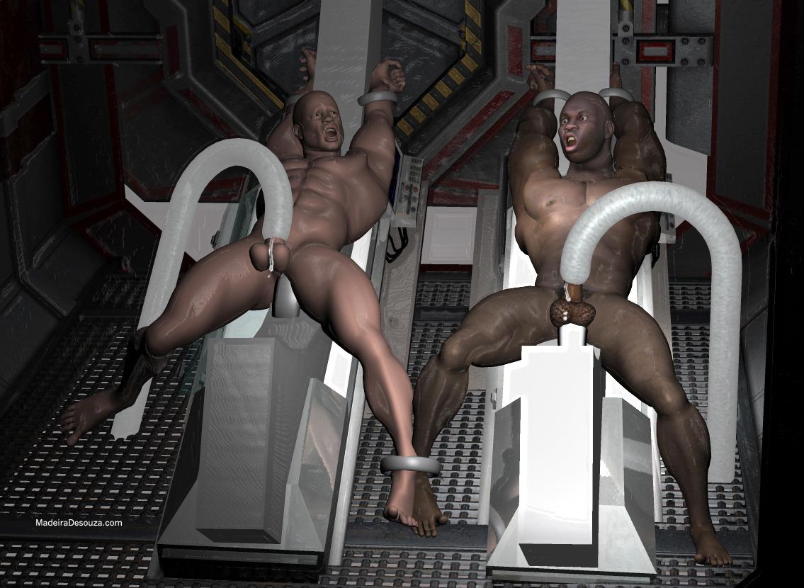 Gay prostate milking bdsm