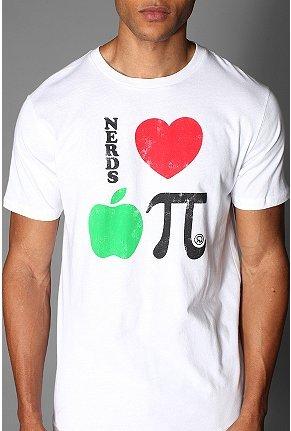 Nerds love apple pie