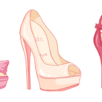 Heels (Drawing)
