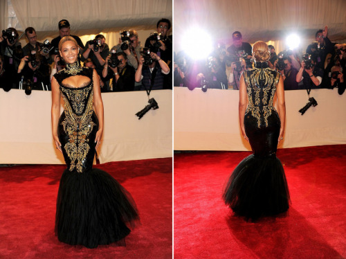 bohemea:  Beyonce - MET Costume Gala, May 2nd 2011