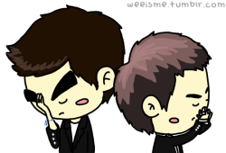 "[FANART] GDTABI ♥<br /><br /><br /><br /><br /> เวอร์ชั่นกลุ้มใจ = =""<br /><br /><br /><br /><br /> via http://30.media.tumblr.com/tumblr_llc0ux6HrG1qd6j1qo1_500.jpg :)"