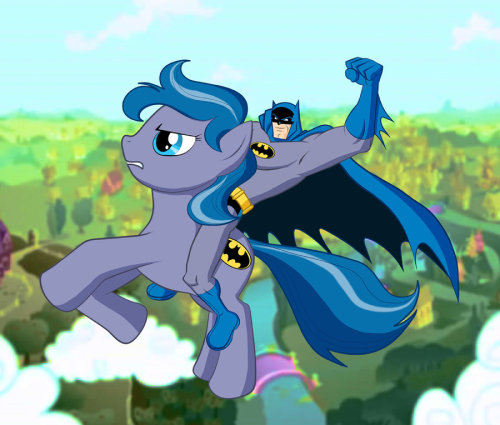 um, yes all day, yes all night, for the rest of my life.<br /><br /> {picture of batman riding through the sky on the back of a purple my little pony with a bat symbol on the rump and it's amazing.}