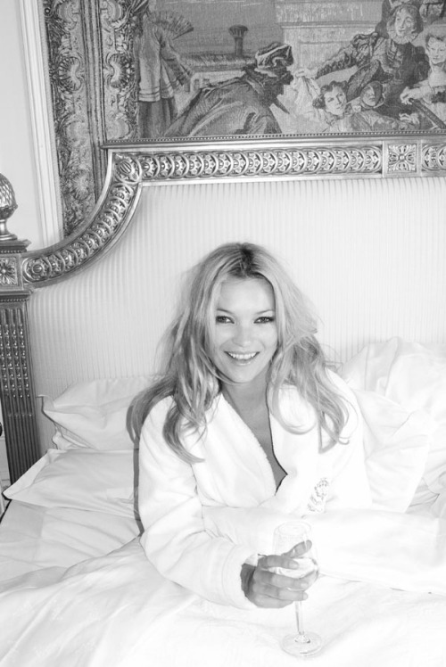 Kate Moss at The Ritz #1
