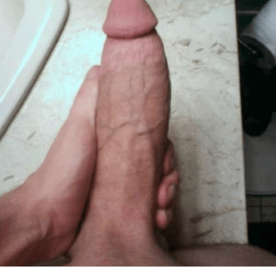 very large penis