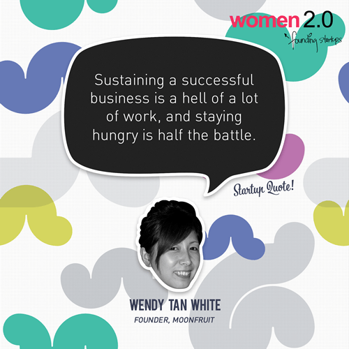 Wendy Tan White quote