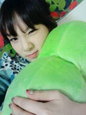 Taengoo being dorky. Hehehe so cute~