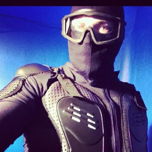 New costume  (Taken with instagram)
