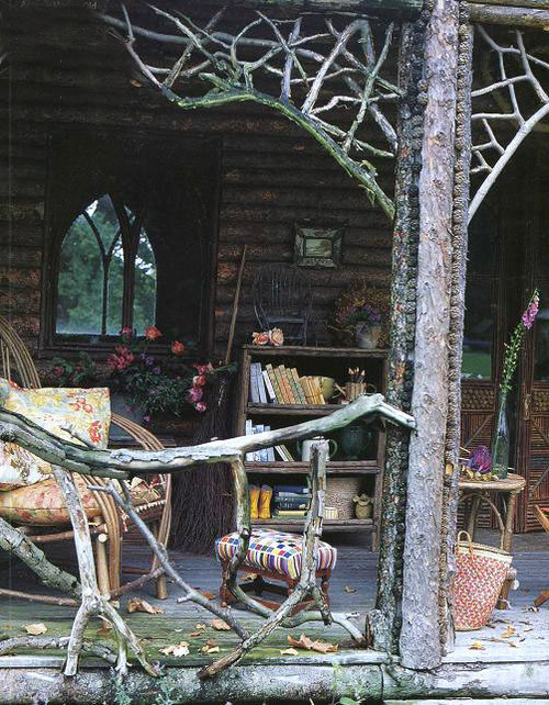 My Bohemian Home ~ Outdoor Spacesberengia:Arched Window