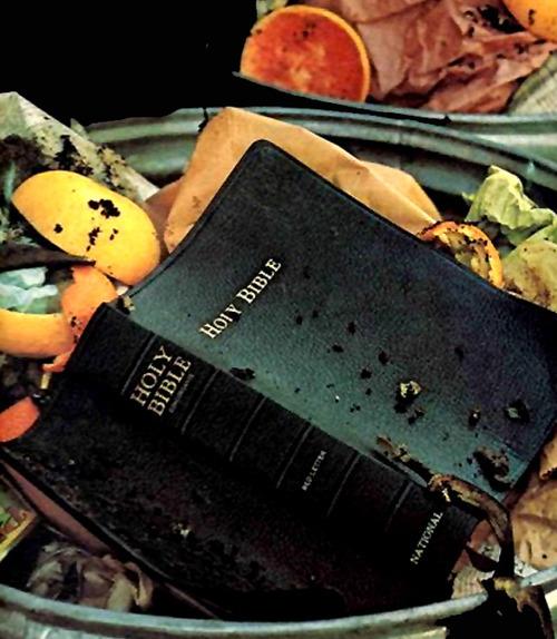 trash bible
