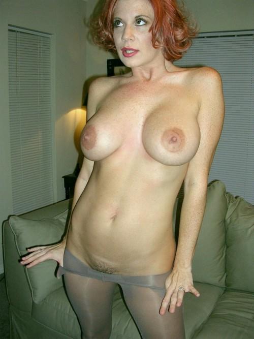 nude panties down