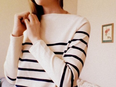 Women + stripes = <3