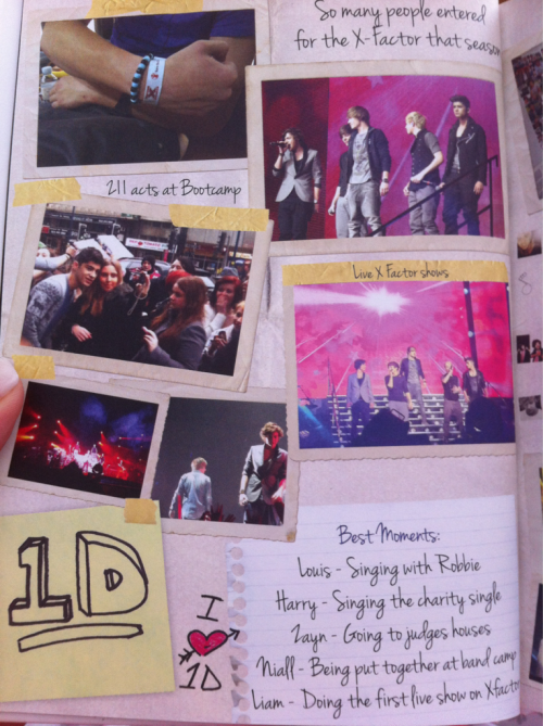 up all night limited yearbook edition - page three