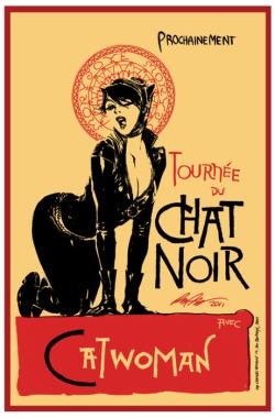 Catwoman: Le Chat Noir