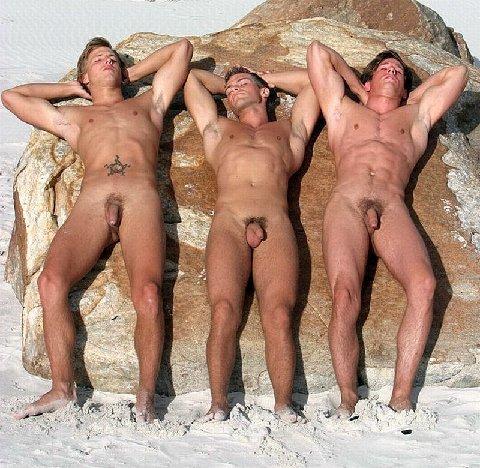 naked gay tumblr