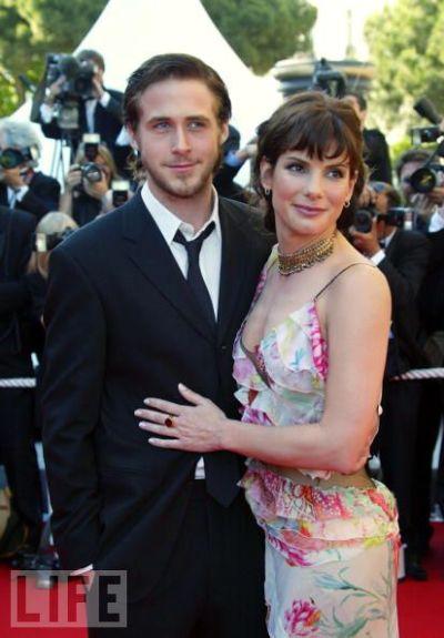 Ryan Gosling & Sandra Bullock, 2002