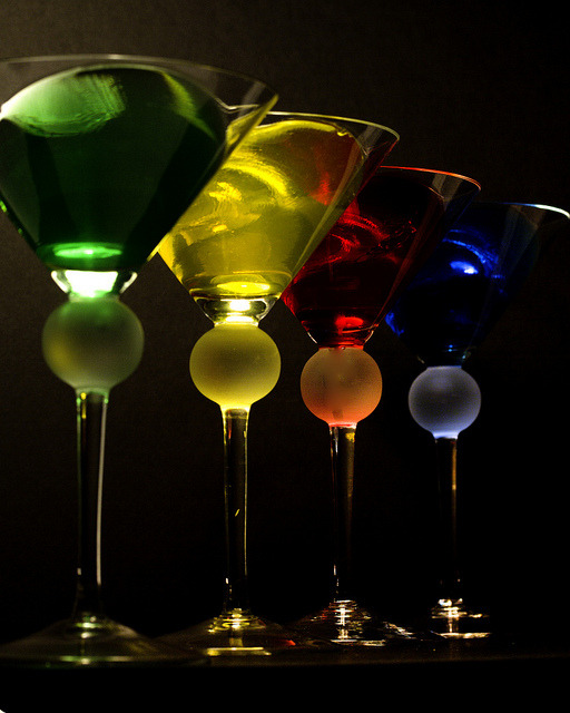 ivegotafoodbaby:</p><br /><br /> <p>Martini Rainbow by Mike Darga on Flickr.<br /><br /><br />
